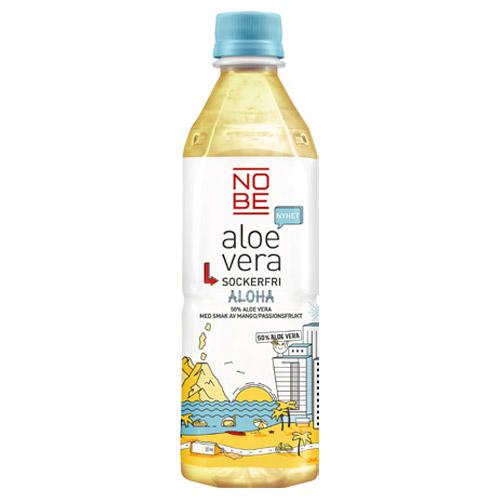 Aloe Vera Aloha Sockerfri 50cl