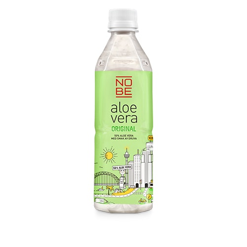 Aloe Vera Original Sockerfri 50cl