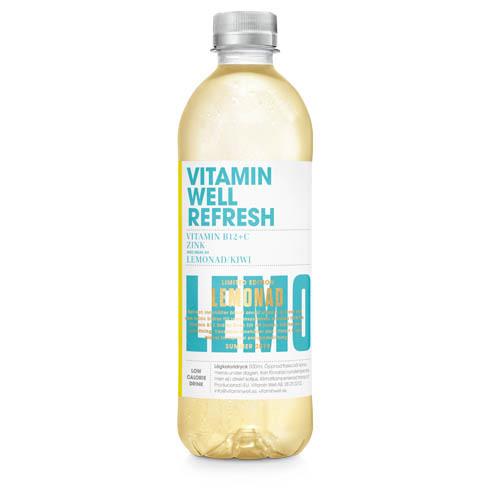 Vitamin Well Refresh Lemonad
