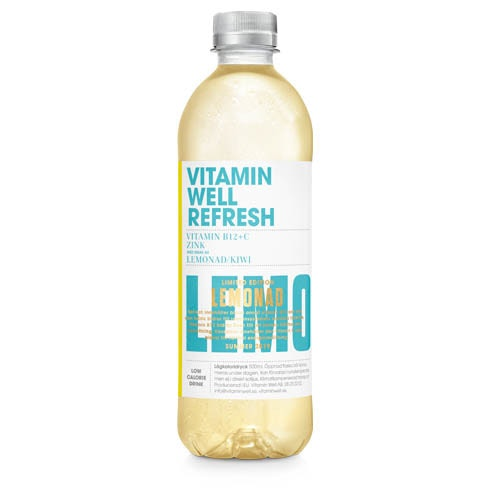 Vitamin Well Refresh Lemonad
