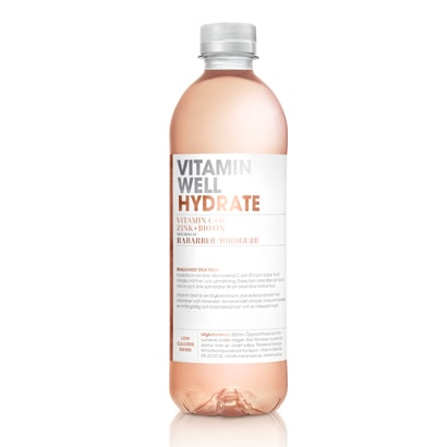 Vitamin Well Hydrate 50cl