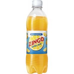 Zingo Apelsin sockerfri 50cl