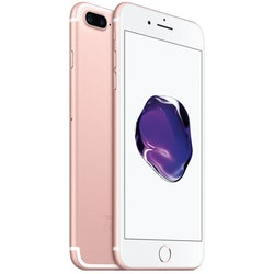 iPhone 7 Plus 32GB Rosa Guld - BEG - ANVÄNT SKICK - OLÅST