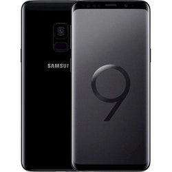 Samsung Galaxy S9 64GB Dual SIM Svart - BEG - ANVÄNT SKICK - OLÅST