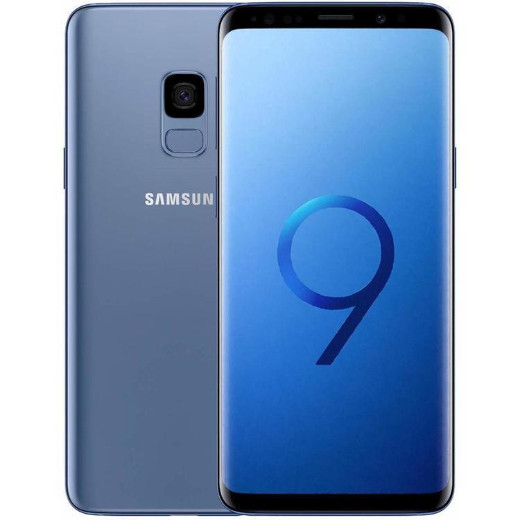 Samsung Galaxy S9 64GB Dual SIM Blå - BEG - FINT SKICK - OLÅST