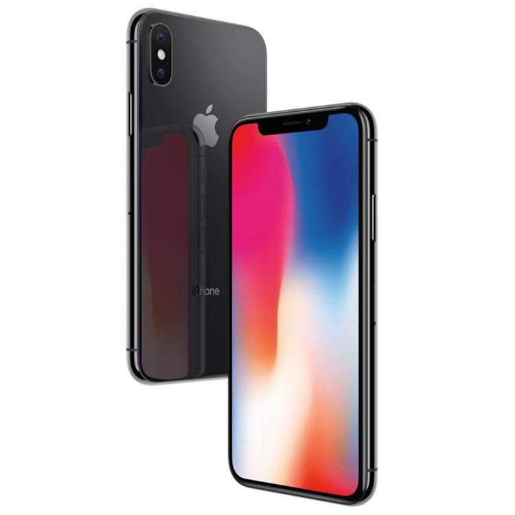 iPhone X 64GB Space Gray - BEG - FINT SKICK - OLÅST
