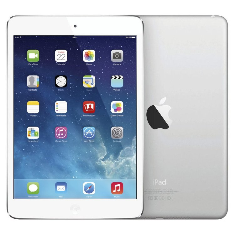 iPad mini 2 64GB Wi-Fi & 4G/CELLULAR Vit - BEG - GOTT SKICK