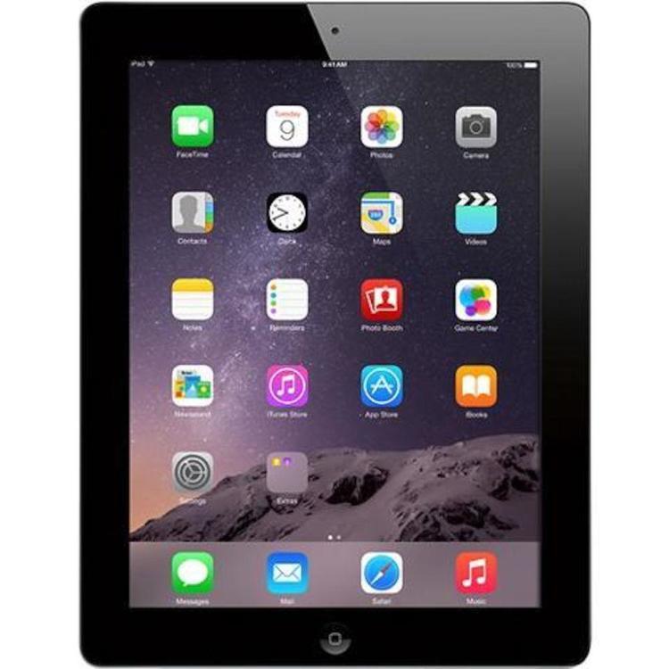 iPad 4 16GB Wi-Fi Svart - BEG - GOTT SKICK
