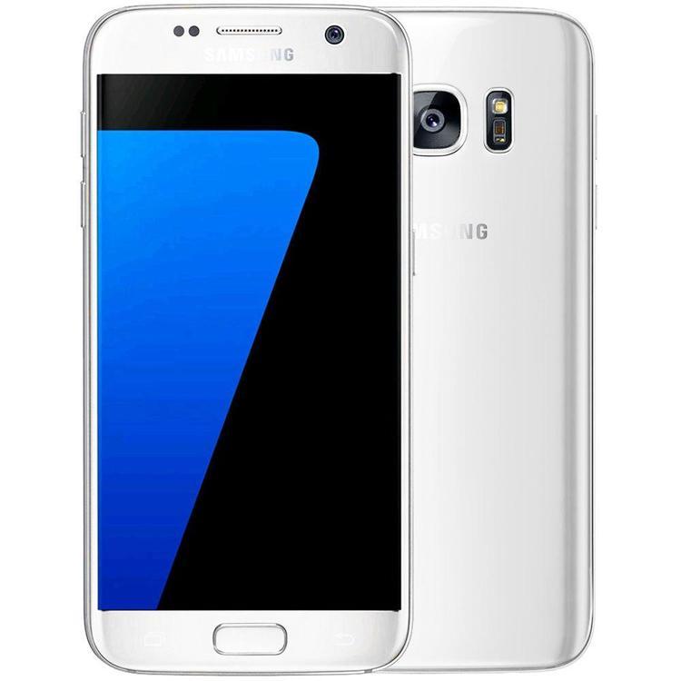 Samsung Galaxy S7 32GB Vit - BEG - GOTT SKICK - OLÅST