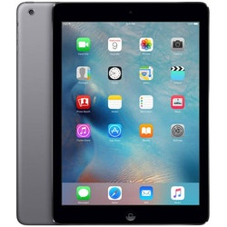 iPad Air 16GB Wi-Fi Space Gray - BEG - ANVÄNT SKICK