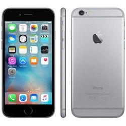iPhone 6 64GB Space Gray - BEG - ANVÄNT SKICK - OLÅST