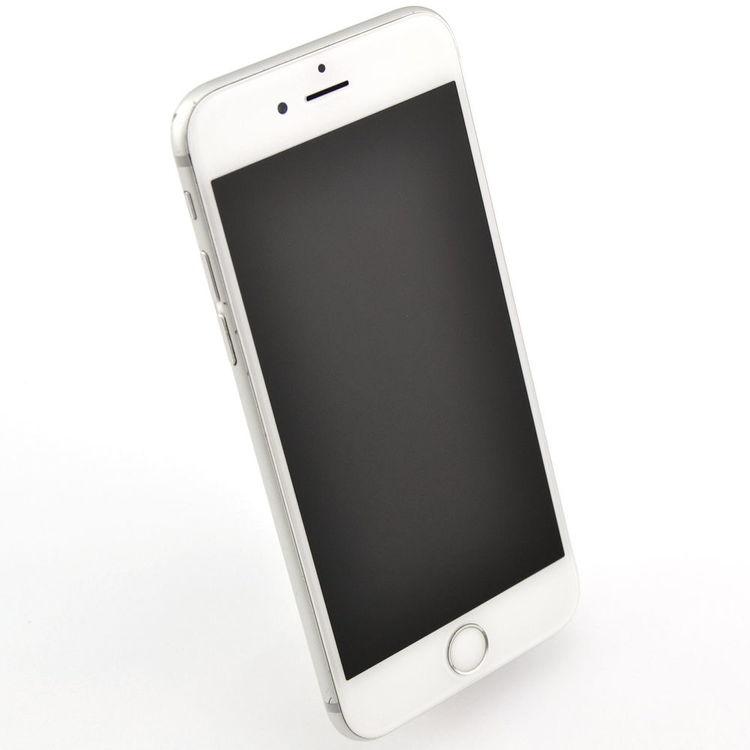 iPhone 6S 16GB Silver - BEG - ANVÄNT SKICK - OLÅST