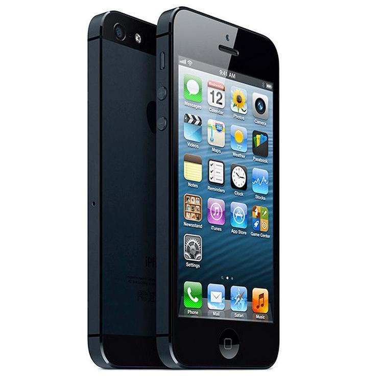iPhone 5 32GB Svart - BEG - GOTT SKICK - OPERATÖRSLÅST TELENOR