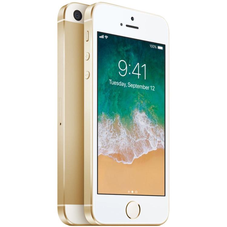 iPhone SE 64GB  Guld - BEG - FINT SKICK - OLÅST