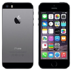 iPhone 5S 16GB Space Gray - BEG - GOTT SKICK - OLÅST