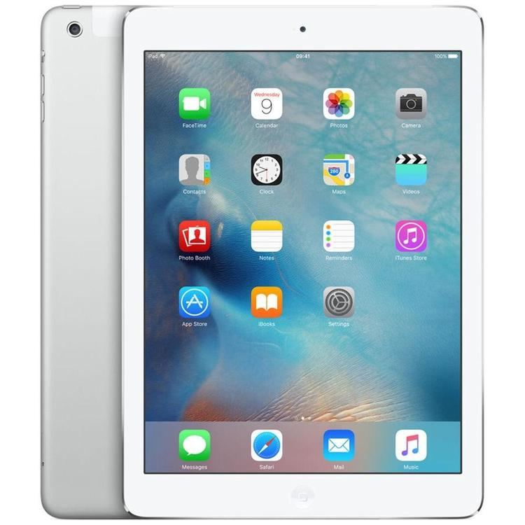 iPad Air 16GB Wi-Fi & 4G/CELLULAR Vit - BEG - GOTT SKICK