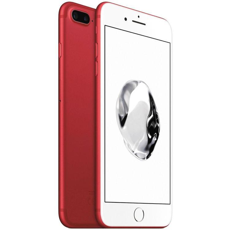 iPhone 7 Plus 128GB Röd - BEG - ANVÄNT SKICK - OLÅST