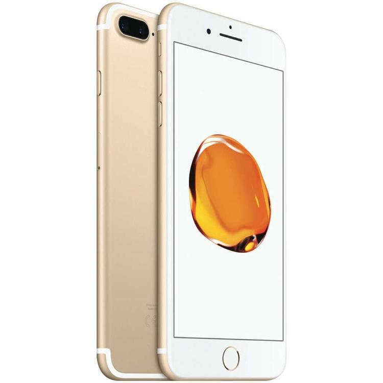 iPhone 7 Plus 32GB Guld - BEG - GOTT SKICK - OLÅST