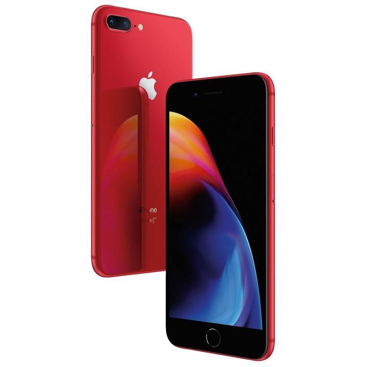 iPhone 8 Plus 64GB Röd - BEG - GOTT SKICK - OLÅST