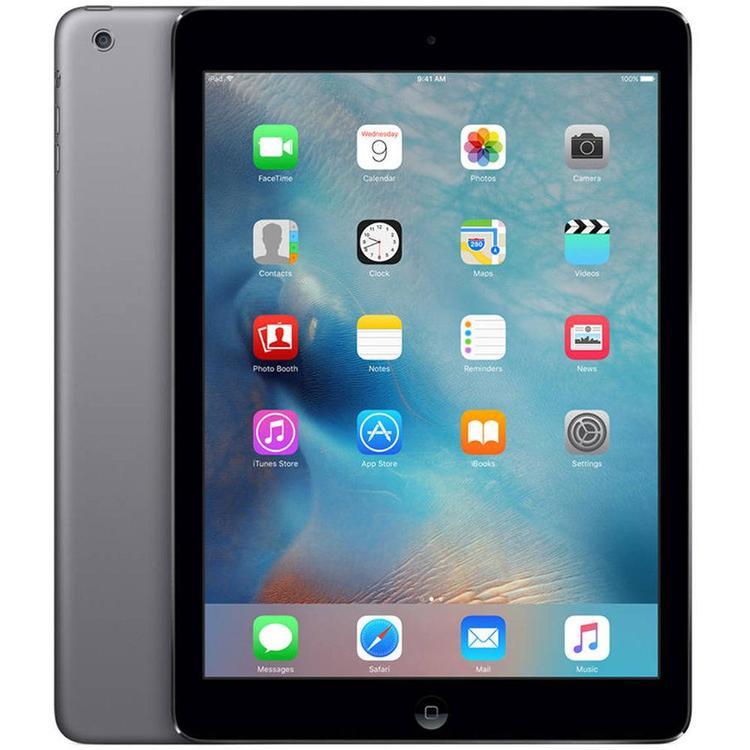 iPad Air 16GB Wi-Fi Space Gray - BEG - GOTT SKICK