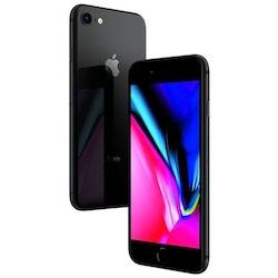 iPhone 8 64GB Space Gray - BEG - GOTT SKICK - OLÅST
