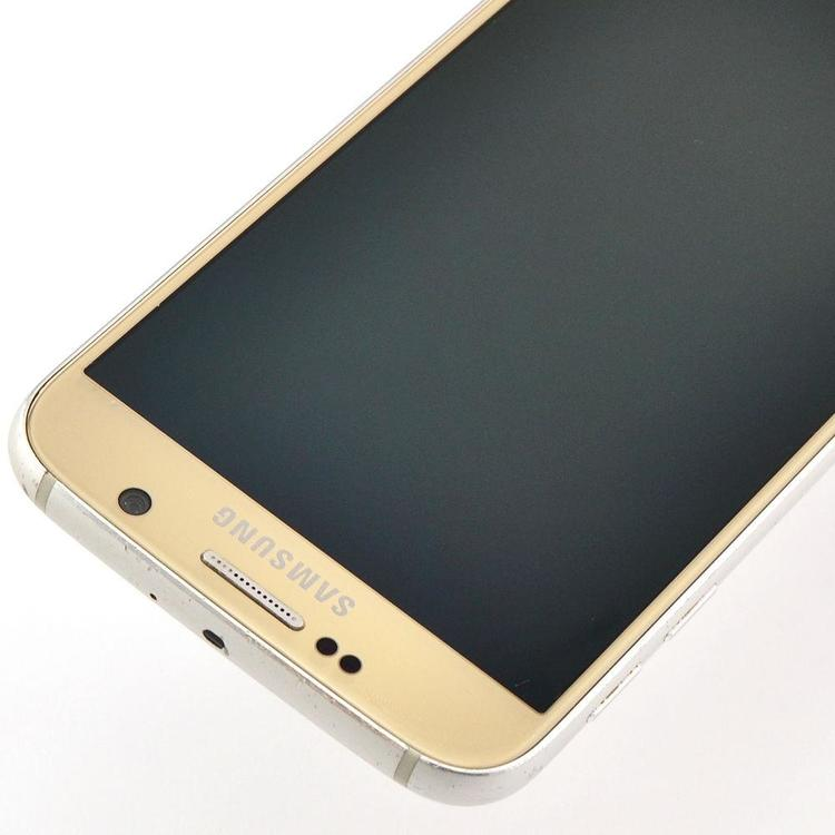 Samsung Galaxy S6 32GB Guld - BEG - ANVÄNT SKICK - OLÅST