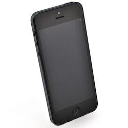 iPhone 5 16GB  Svart - BEG - ANVÄNT SKICK - OLÅST