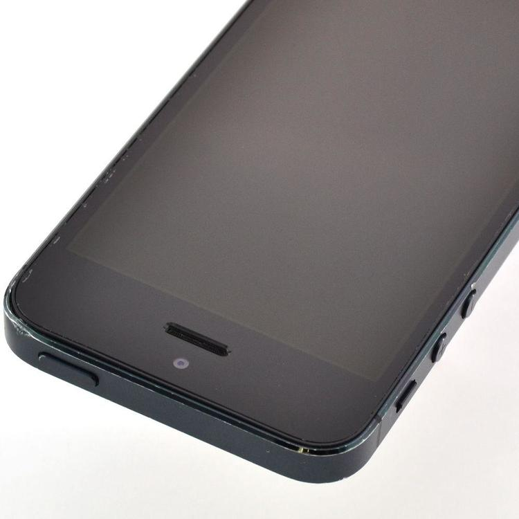 iPhone 5 32GB Svart - BEG - ANVÄNT SKICK - OPERATÖRSLÅST TRE