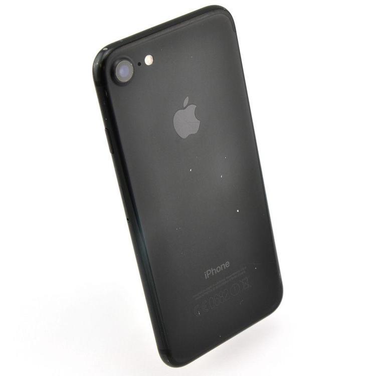 iPhone 7 32GB Matt Svart - BEG - ANVÄNT SKICK - OLÅST