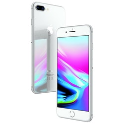 iPhone 8 Plus 64GB Silver - BEG - GOTT SKICK - OLÅST