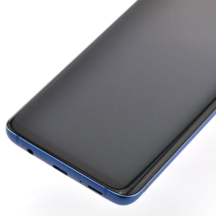 Samsung Galaxy S9 Plus Dual SIM 64GB Blå - BEG - FINT SKICK - OLÅST
