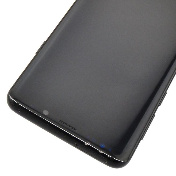 Samsung Galaxy S9 Plus Dual SIM 64GB Svart - ANVÄNT SKICK - OLÅST