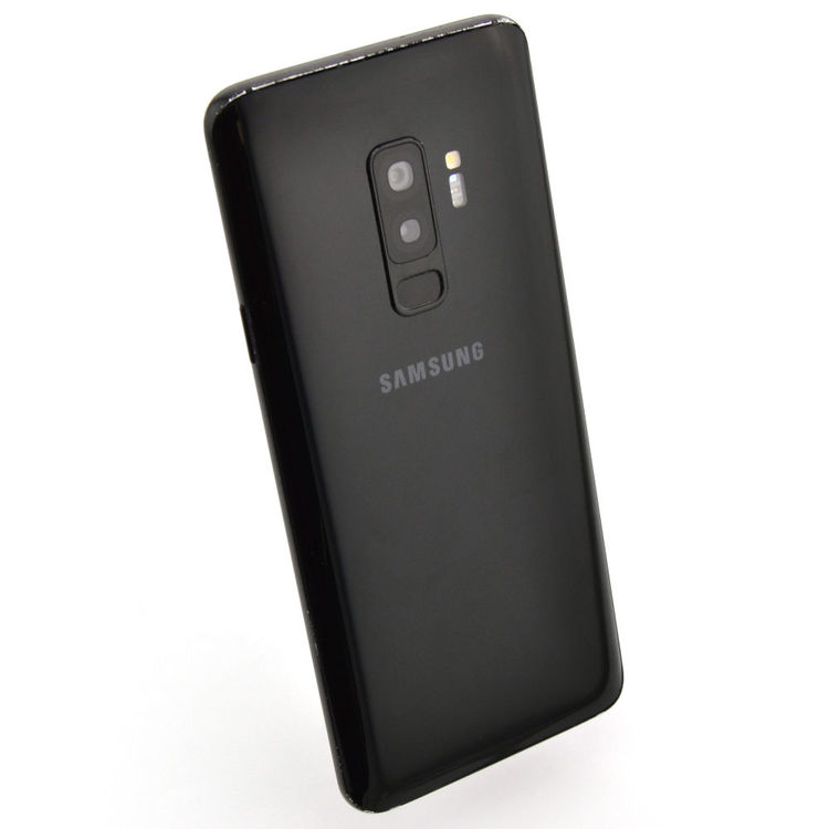 Samsung Galaxy S9 Plus 64GB Dual SIM  Svart - ANVÄNT SKICK - OLÅST