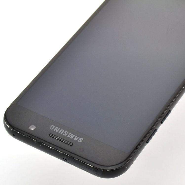 Samsung Galaxy A5 (2017) 32GB Svart - BEG - ANVÄNT SKICK - OLÅST