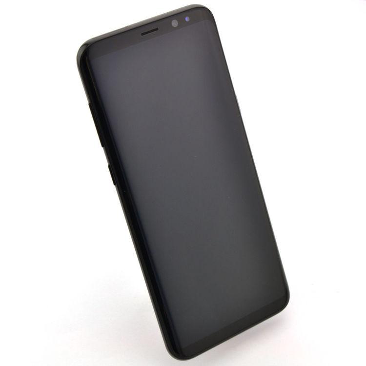 Samsung Galaxy S8 Plus 64GB Svart - BEG - FINT SKICK - OLÅST