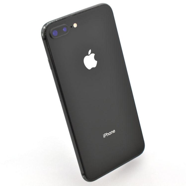 iPhone 8 Plus 64GB Space Gray - BEG - GOTT SKICK - OLÅST