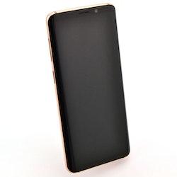 Samsung Galaxy S9 64GB Dual SIM Guld - BEG - GOTT SKICK - OLÅST