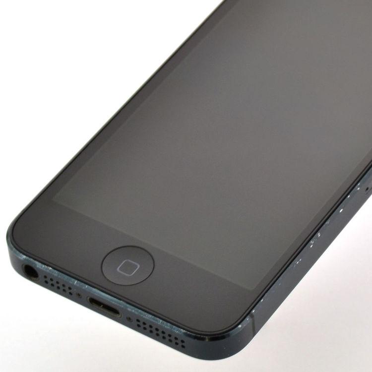 iPhone 5 16GB  Svart - BEG - GOTT SKICK - OLÅST