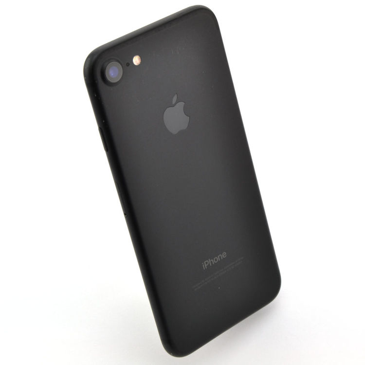 iPhone 7 32GB Matt Svart - BEG - GOTT SKICK - OLÅST