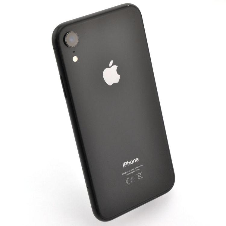 iPhone XR 64GB Svart - BEG - GOTT SKICK - OLÅST