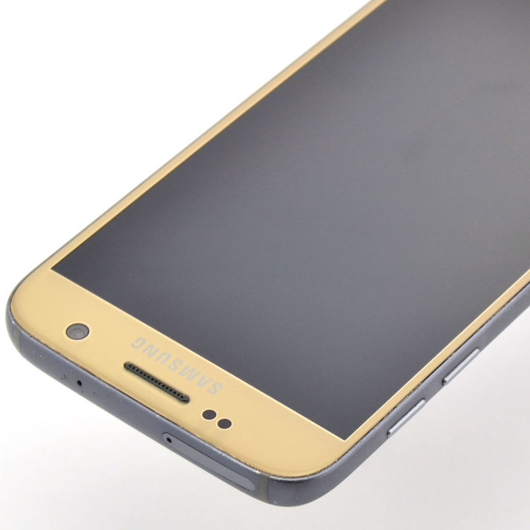 Samsung Galaxy S7 32GB Guld/Svart - BEG - GOTT SKICK - OLÅST