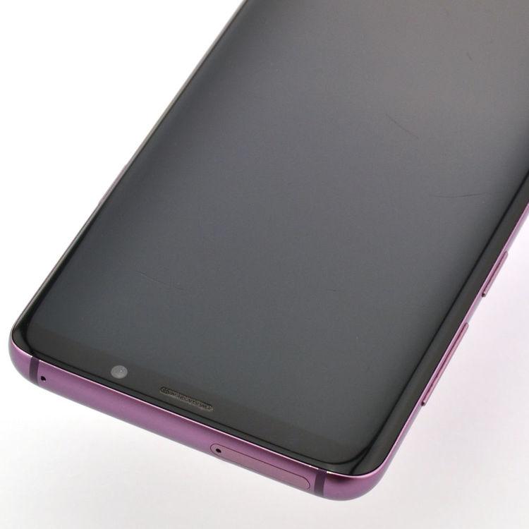 Samsung Galaxy S9 Plus 64GB Dual SIM Lila - BEG - GOTT SKICK - OLÅST
