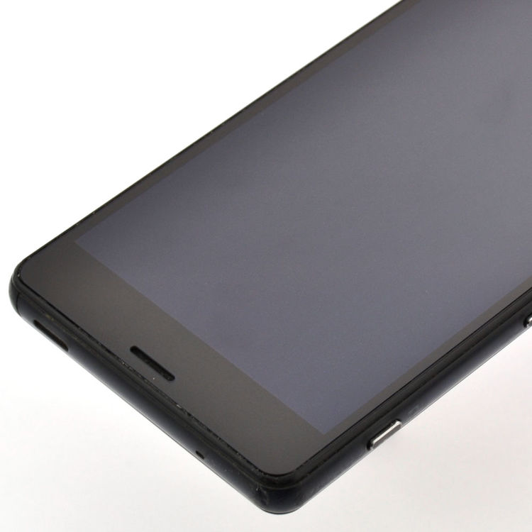 Sony Xperia Z3 Compact 16GB Svart/Vit - BEG - GOTT SKICK - OLÅST