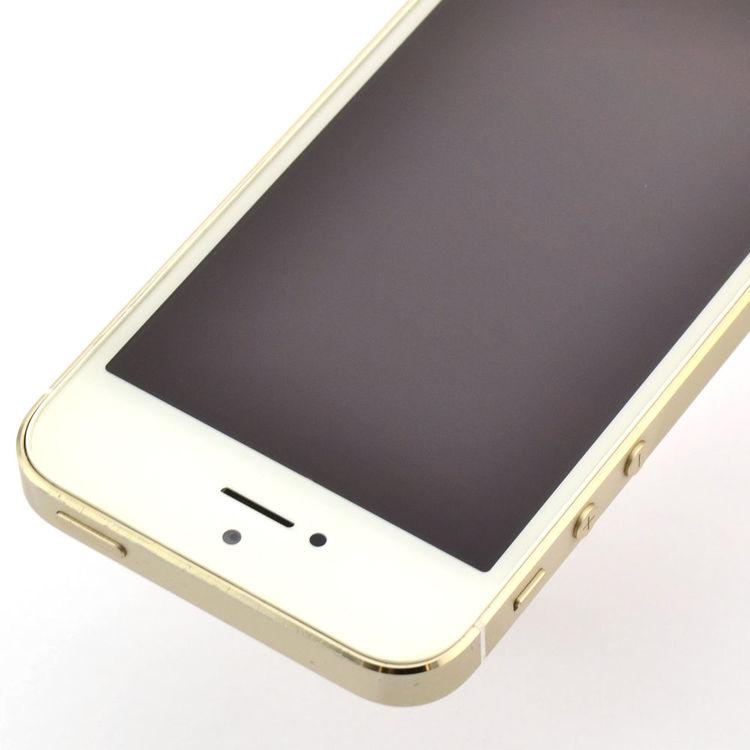 iPhone 5S 16GB Guld - BEG - GOTT SKICK - OLÅST