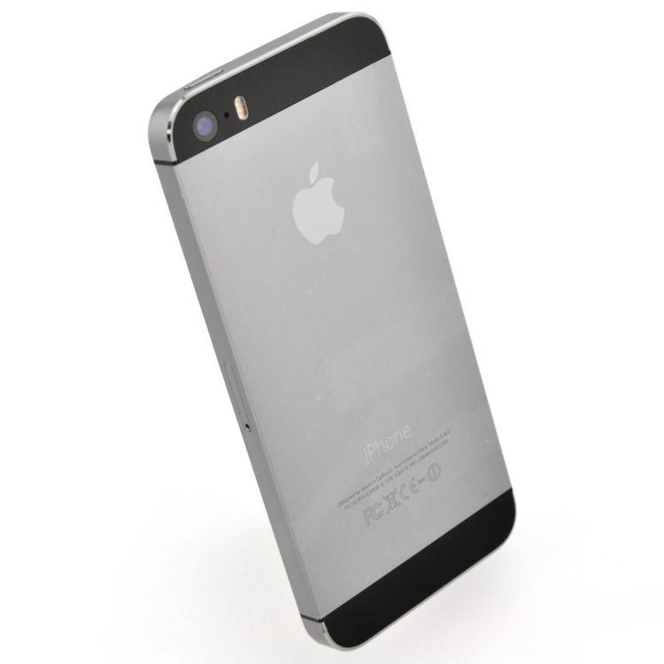 iPhone 5S 16GB Space Gray - BEG - ANVÄNT SKICK - OLÅST