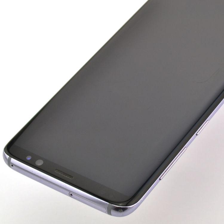 Samsung Galaxy S8 64GB Grå - BEG - GOTT SKICK - OLÅST