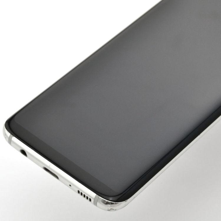 Samsung Galaxy S8 64GB Svart/Silver - BEG - GOTT SKICK - OLÅST