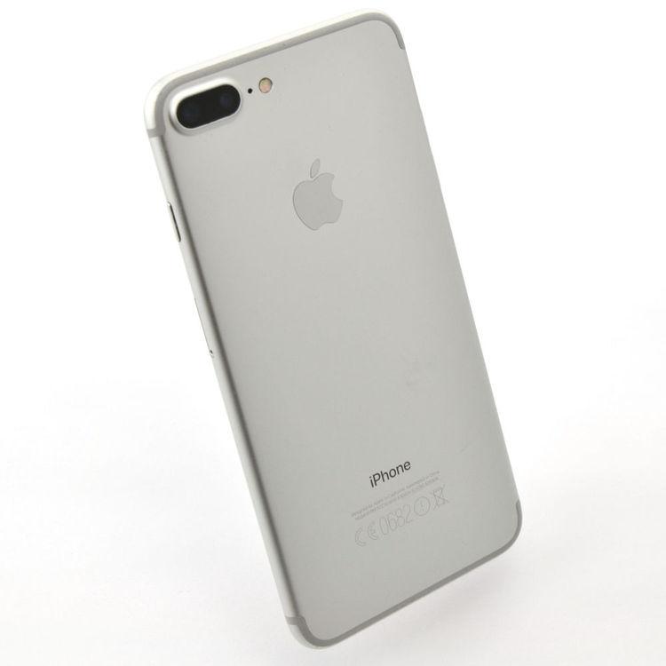 iPhone 7 Plus 32GB Silver - BEG - GOTT SKICK - OLÅST