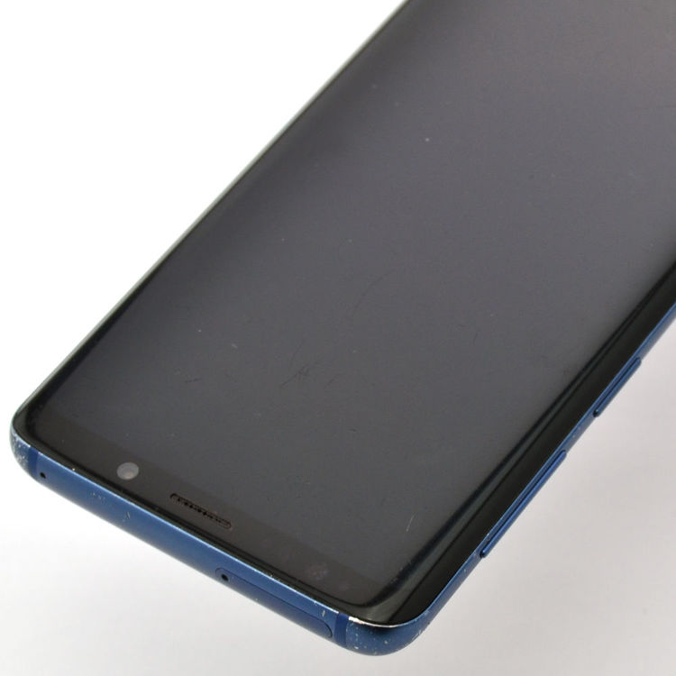 Samsung Galaxy S9 64GB Dual SIM Blå/Svart - BEG - ANVÄNT SKICK - OLÅST