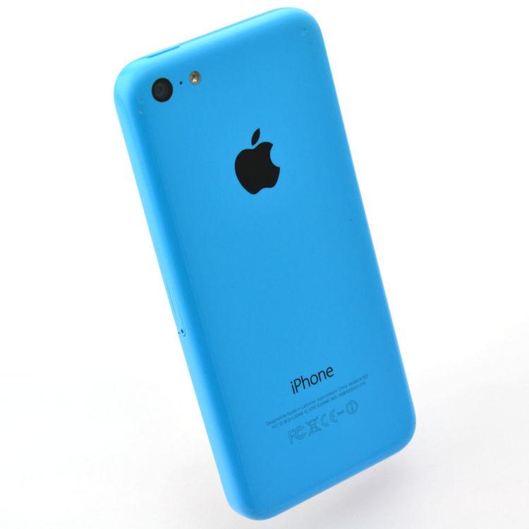 iPhone 5C 8GB  Blå - BEG - GOTT SKICK - OLÅST